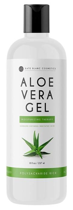 Aloe Gel for Hair & Skin hydration by Kate Blanc Cosmetics