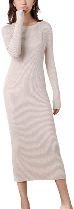 Women's Sweater Dress