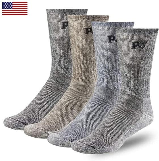 PS Merino Ankle Socks Medium Thickness