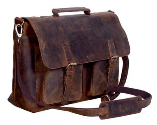 Handcrafted KomalC Messenger Bag