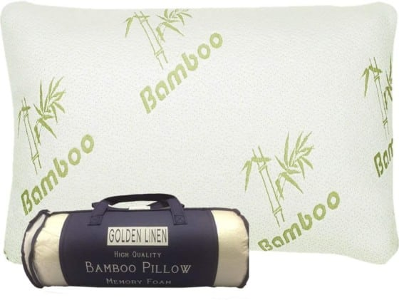 King Size Bamboo Pillow
