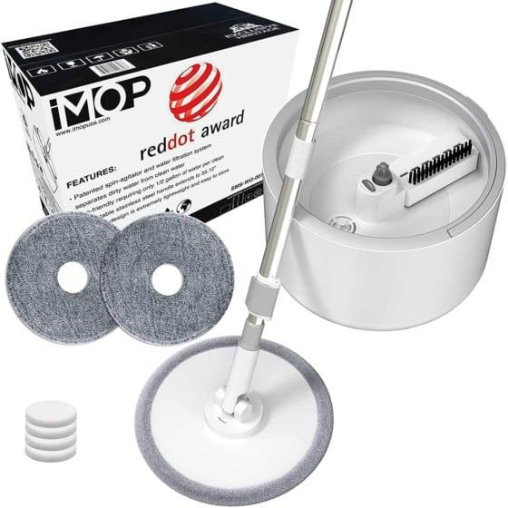 iMop Microfiber Spin Mop