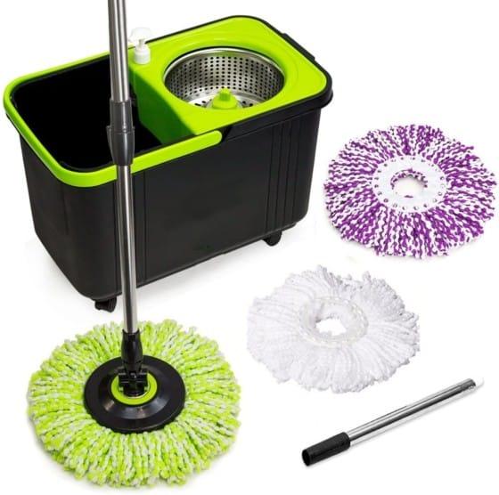 Simpli-Magic Spin Mop