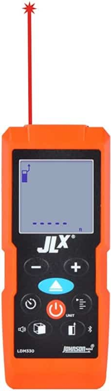 Johnson Level _ Tool LDM330 JLX 330_ Laser Distance Meter