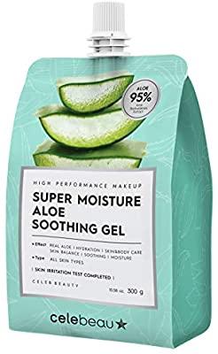 Celebeau -Super Moisture Aloe Soothing Gel